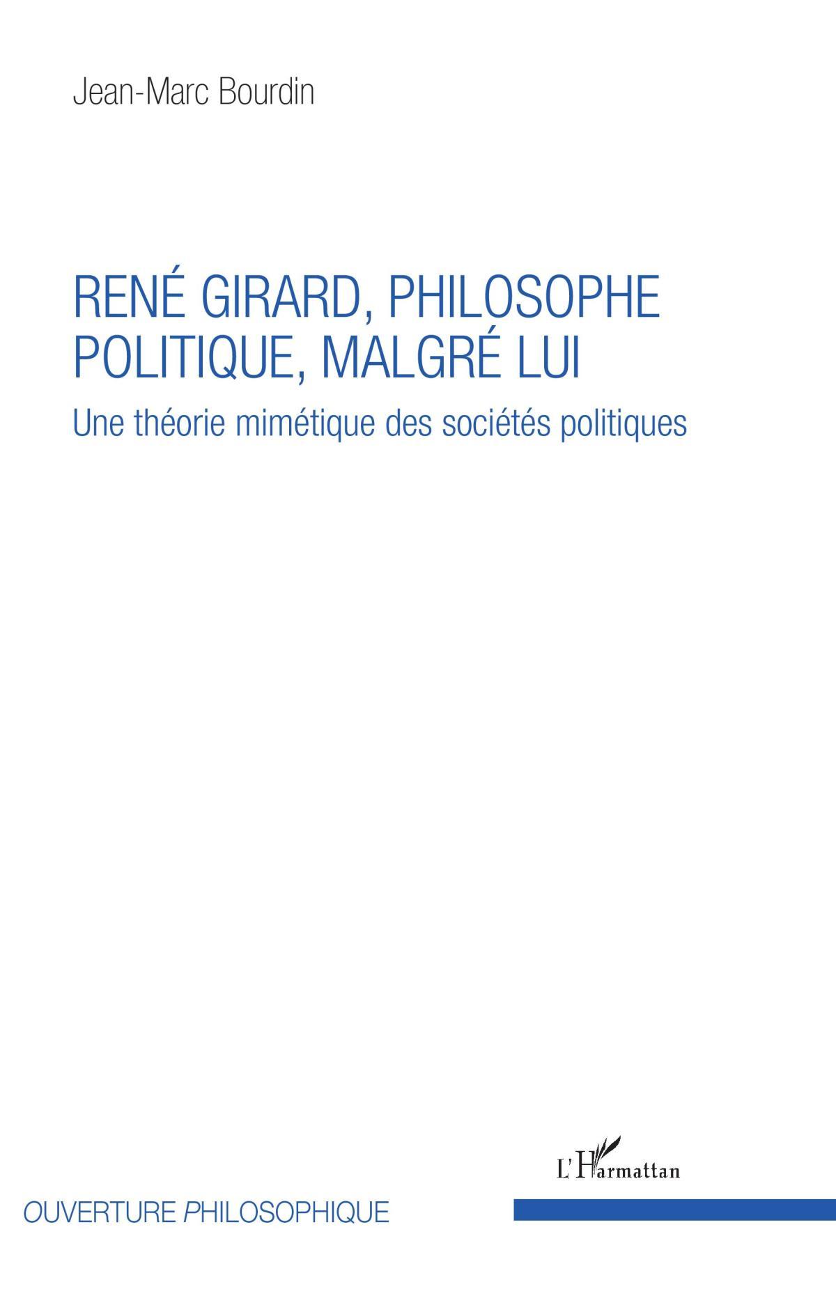 René Girard et lepolitique